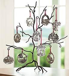 Plow & Hearth - Ornament Tree